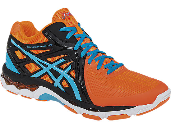 Asics Men's and Women's GEL-Netburner Ballistic MT Volleyball Shoe Review