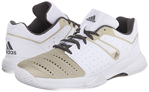 Adidas Performance Women's Court Stabil 12 W Volleyball Shoe ...