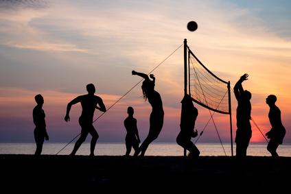 Indoor vs Outdoor Volleyball