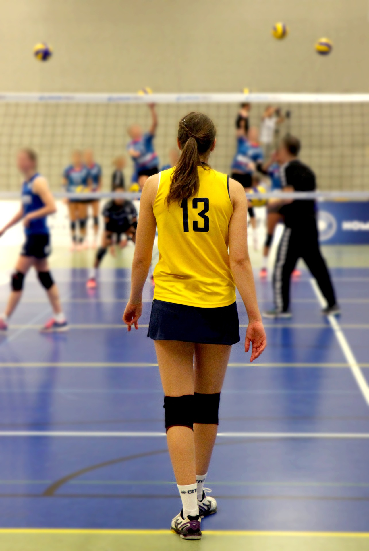 What Is The Libero In Volleyball?